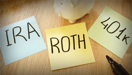 401K vs. Roth vs. Pension Plan