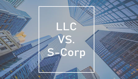 Difference Between LLC and S-Corp