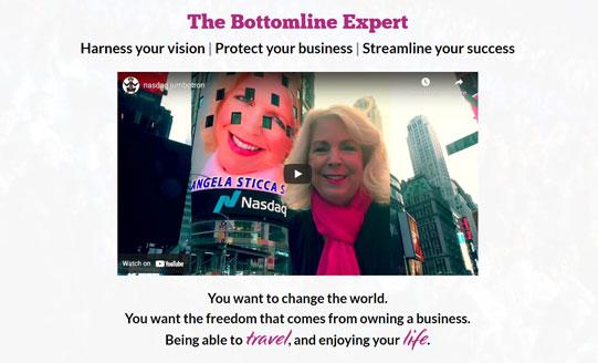 THE BOTTOMLINE EXPERT