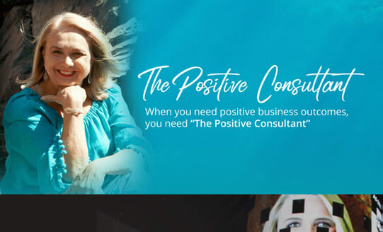 THE POSITIVE CONSULTANT